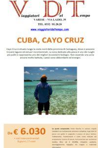 GO FISH - CUB -agenzia viaggi varese - vacanze di pesca