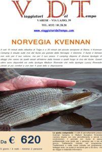 GO FISH - NORVEGIA -agenzia viaggi varese - vacanze di pesca