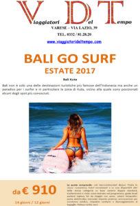 GO SURF - BALI-agenzia viaggi varese