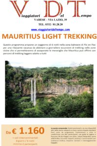 GO TREKKING - MAURITIUS-agenzia viaggi varese