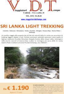 GO TREKKING - SRI LANKA-agenzia viaggi varese